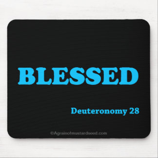 Religious Quotes Mouse Mat