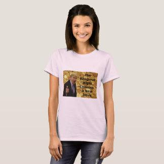 Religious Right's New Jesus T-Shirt