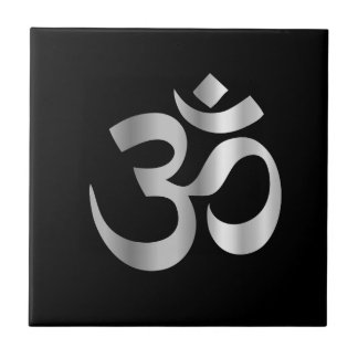 Religious Symbol of Hinduism- Pranava Tile