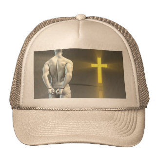 Religious Transformation to Christianity Cap