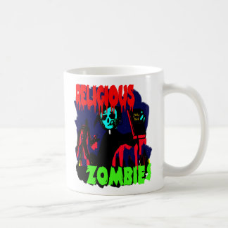 Religious Zombies Coffee Mugs
