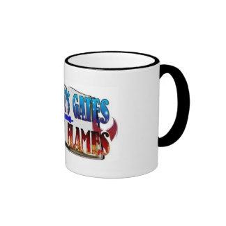 religous,art mug