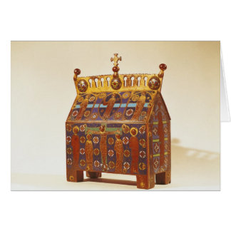 Reliquary chest, 12th-13th century greeting cards