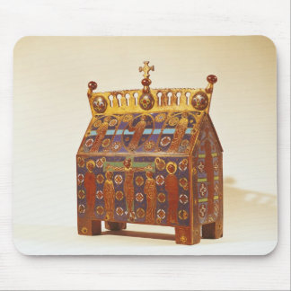 Reliquary chest, 12th-13th century mouse mat