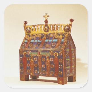 Reliquary chest, 12th-13th century sticker