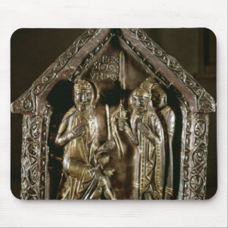 Reliquary chest of the sons of St. Sigismund Mouse Pad