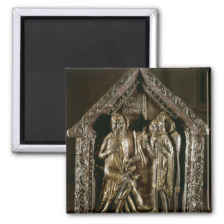 Reliquary chest of the sons of St. Sigismund Square Magnet