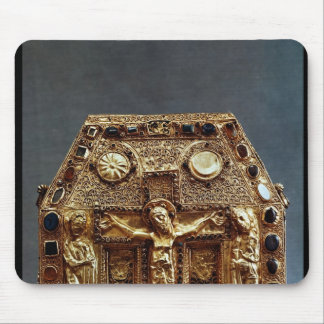 Reliquary of Pepin I  King of Aquitaine Mouse Pad