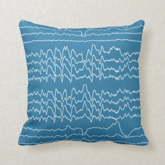 REM Sleep Wave Pillow (blue)