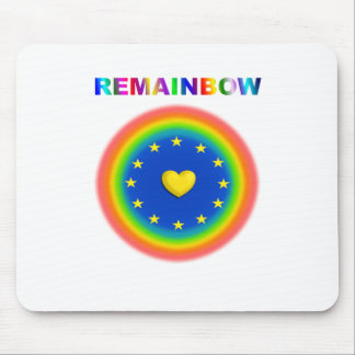 Remainbow - a Rainbow for the EU Mouse Mat