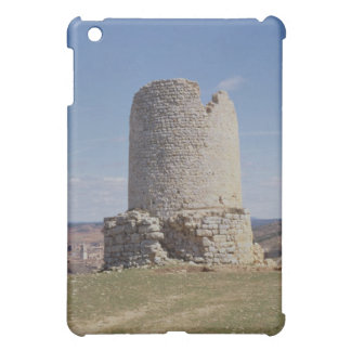 Remains of a Tower from the city of 'Uxama Argelae iPad Mini Case