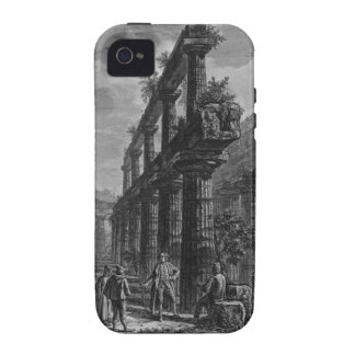 Remains of columns making up the side porches Case-Mate iPhone 4 cases