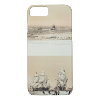 Remarkable appearance in the sky always opposite t iPhone 8/7 case