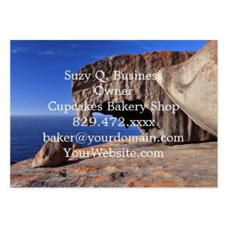 Remarkable Rocks, Kangaroo Island,South Australia Pack Of Chubby Business Cards