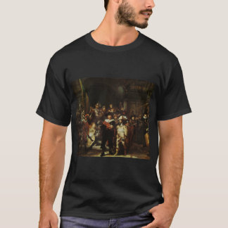 rembrandt night watch 1642  rembrandt night watch  T-Shirt