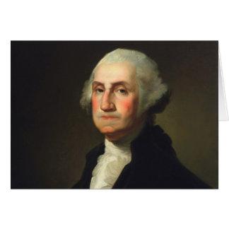 Rembrandt Peale - George Washington Greeting Card