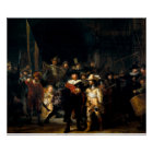 Rembrandt The Night Watch Poster