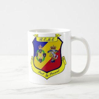 REME Past Present Mug