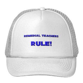 Remedial Teachers Rule! Trucker Hats