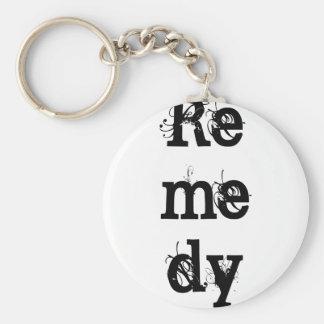Remedy keychain