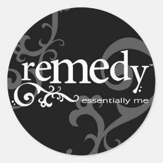 remedy sticker