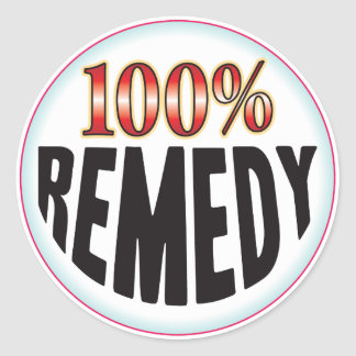 Remedy Tag Stickers