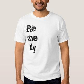 Remedy White T T Shirts
