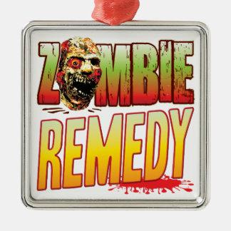 Remedy Zombie Head Christmas Tree Ornament