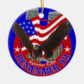 Remember 911 Ornament