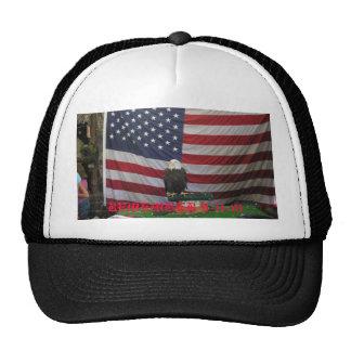 REMEMBER 9-11-01 CAP