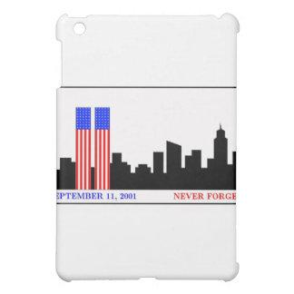 Remember 9-11-01 iPad mini cases