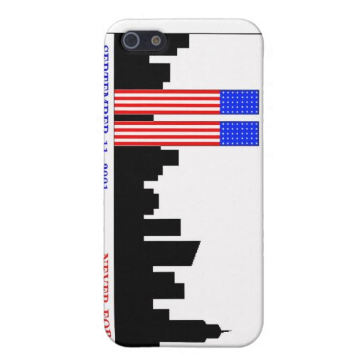 Remember 9-11-01 case for iPhone 5