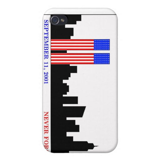 Remember 9-11-01 cases for iPhone 4