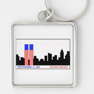 Remember 9-11-01 keychains