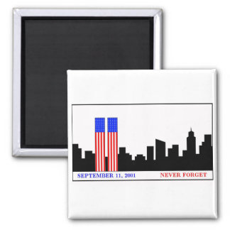 Remember 9-11-01 magnets