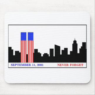 Remember 9-11-01 mouse pad