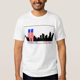 Remember 9-11-01 t-shirts