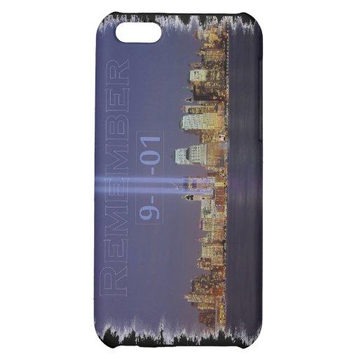 Remember 9-11-01 Terror Attacks iPhone 4 Case
