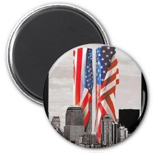 Remember 9/11 fridge magnets