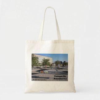 Remember 9/11 budget tote bag