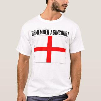 Remember Agincourt T-Shirt