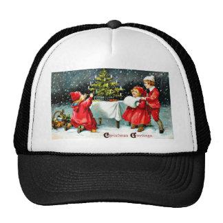 Remember Christmas Trucker Hat