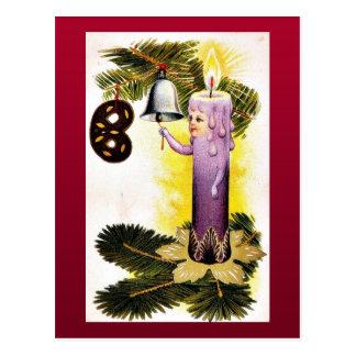 Remember Christmas Postcard
