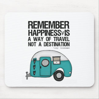 remember happiness mouse pads