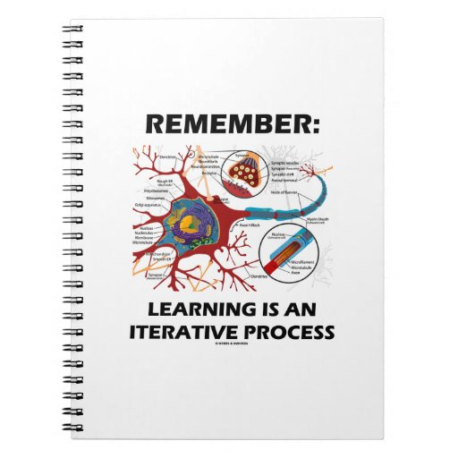 Remember: Learning Is An Iterative Process Synapse Note Book