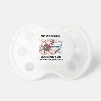 Remember: Learning Is An Iterative Process Synapse Pacifiers