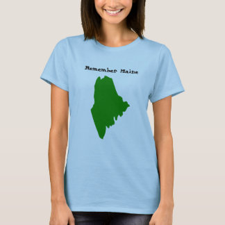 Remember Maine T-Shirt