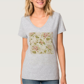 Remember Me - Vintage Floral T-Shirt