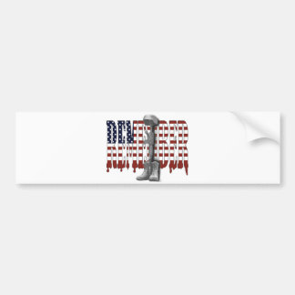 REMEMBER Our Fallen Bumper Sticker