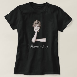 Remember Princess Diana T-Shirt